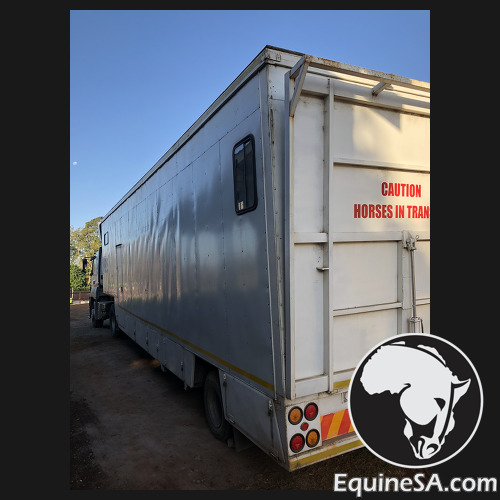 7 Berth Horse Trailer for sale